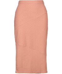 Missguided Jupe crayon pink
