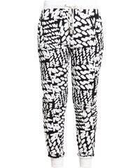 Ivy Revel QUEEN Pantalon de survêtement white/black