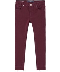Mango PATRI Jeans Skinny dark red