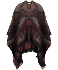 Vero Moda VMVILLA Cape decadent chocolate