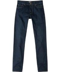Mango STEVE Jean slim open blue
