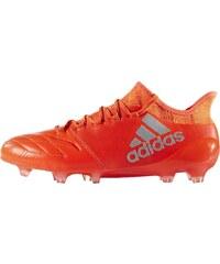 adidas Performance X 16.1 FG Chaussures de foot à crampons solar red/silver metallic
