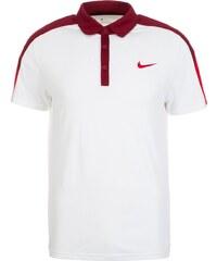 Nike Performance TEAM COURT Tshirt de sport white/team red/university red