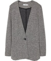 Mango TINTIN Blazer medium heather grey