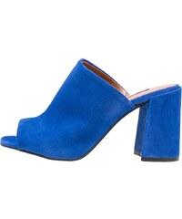 Topshop RULER Mules blue