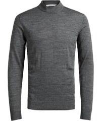 Jack & Jones Pullover grey melange