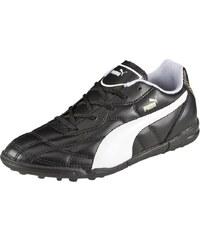 Puma PUMA CLASSICO TT JR. Chaussures de foot multicrampons black/white/puma gold