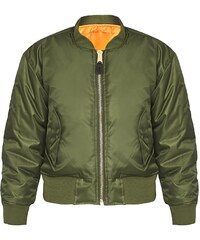 Urban Outfitters MA1 Blouson Bomber green