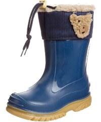 Romika TEDDY Bottes en caoutchouc blau / honig