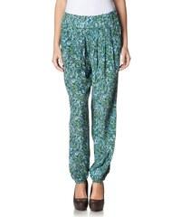 2Two Pantalon classique taubenblau/grün/dunkelblau