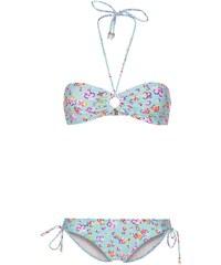 Strand MATHILDA Bikini flowerslightblue