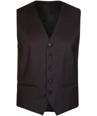 Selected Homme Gilet de costume black