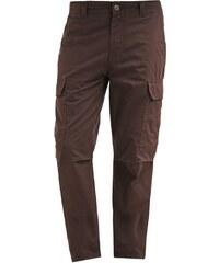 Dickies NEW YORK Pantalon cargo chocolate brown