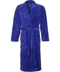 CALANDO Peignoir royal blue