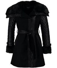 Morgan Manteau court noir