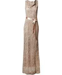 Young Couture by Barbara Schwarzer Robe longue greige