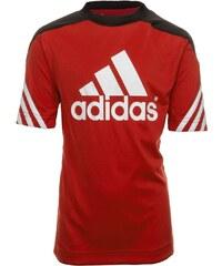 adidas Performance SERENO 14 Tshirt de sport university red/black/white