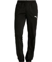 Puma TRICOT Pantalon de survêtement blackwhite
