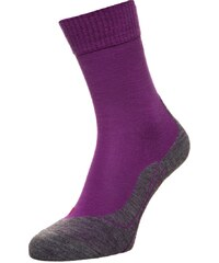 Falke TK2 ULTRA LIGHT Chaussettes de sport lilac/grey