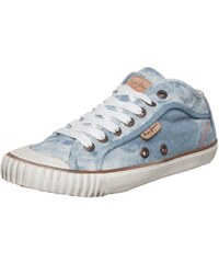 Pepe Jeans INDUSTRY BASIC Baskets basses soho blue