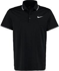 Nike Performance COURT Polo black/white