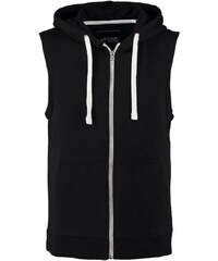 YOUR TURN Sweat zippé black