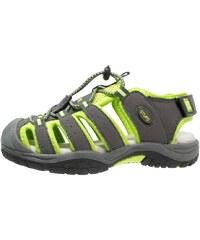 STUPS Sandales de randonnée charcoal/black/lemon