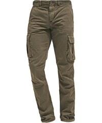 HARRINGTON Pantalon cargo khaki