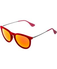 Ray-Ban RayBan Lunettes de soleil rot/silber