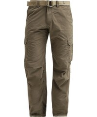 Schott NYC Pantalon cargo khaki