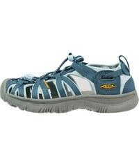 Keen WHISPER Sandales de randonnée indian teal/corydalis blue