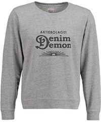 Denim Demon Sweatshirt grey