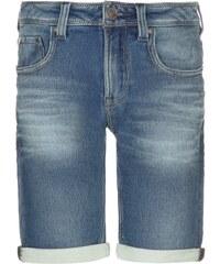 Teddy Smith SCOTTY Short en jean blau