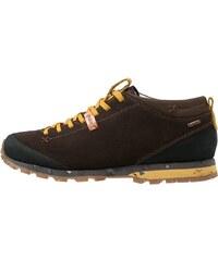 Aku BELLAMONT GTX Chaussures de marche dark brown/yellow