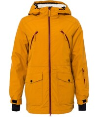 Twintip Performance Veste de ski dark yellow