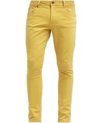 YOUR TURN Jean slim dark yellow