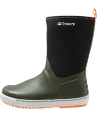 Tretorn WINGS NEO Bottes en caoutchouc forest green