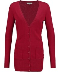 Zalando Essentials Gilet dark red