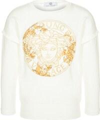 Young Versace Tshirt à manches longues bianco/oro