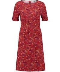 Paramita QUILLAY Robe d'été bordeaux