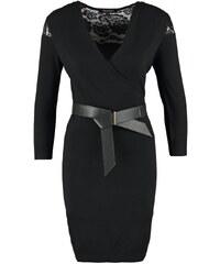 Morgan RENTEL Robe pull noir