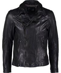 Oakwood Veste en cuir black
