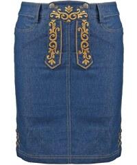 Anna Field Jupe en jean denim blue