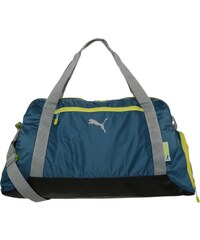 Puma FIT AT Sac de sport blau/grau/gelb