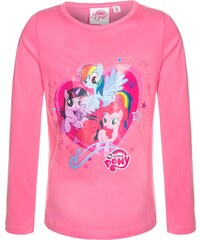 My Little Pony Tshirt à manches longues pink