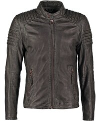 Gipsy COPPER Veste en cuir anthrazit