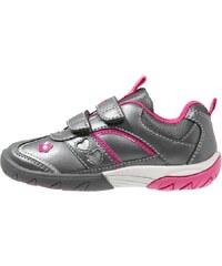 STUPS Chaussures à scratch grey/pink