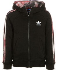 adidas Originals Sweat zippé black