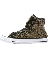 Converse CHUCK TAYLOR ALL STAR Baskets montantes gold/black/white