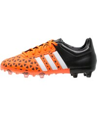 adidas Performance ACE 15.1 FG/AG Chaussures de foot à crampons solar orange/white/core black